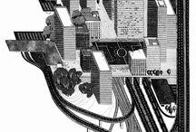 architectonic visualizations