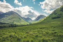 take a moment: Mountain / lì dove la mia mente trova l'equilibrio... prenditi un momento e osserva
