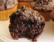 çikolatalı muffin top kek