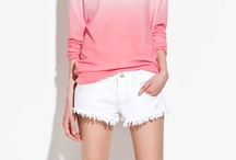Ombre sweaters