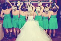 WEDDING IDEAS / by Kimberly Fransway