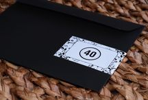 Various Event Stationery