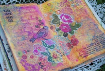 Art journal 9 / by Albina