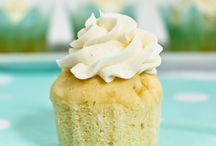 Cupcakes - sweet / by Heather Verde