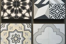 Encaustic Tiles / Encaustic Cement Tile - Modern, Traditional  and Timeless Designs