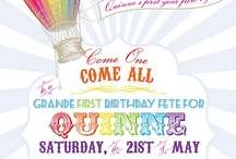 First Birthday Party Planner