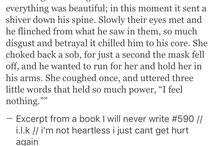 i will never write
