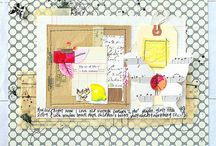 Collage ideas / by Annette Watkins