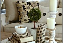 pillow, & coffee table tips