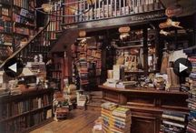 Books / A magic world can be found through their pages.