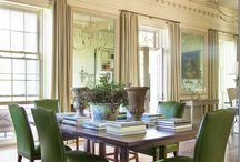 Ginger Barber designs / Wonderful French-inspired decorating.  An effortless mix of old, new, elegant, and comfortable.