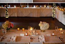Wedding & Reception Decor / by Brittany Nicole Design