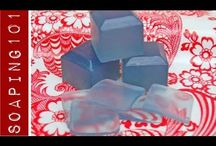 hot process soap