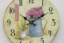 clocks / clocks, watches.