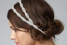 Wedding Tresses / by Allie Snyder