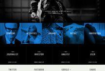 Site Web Inspiration / Aide webdesign