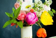 Everyday Flowers / Flowers are beautiful, and everyone should know how to use them. My Everyday Flowers series demonstrates easy floral DIY's for you to use for entertaining and parties, or just for everyday.