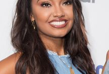 Leigh-Anne Pinnock - Hair Hero / Little Mix's beauty Leigh-Anne Pinnock is known for her endless changing locks. From a gorgeous head of curls to sleek and straight with braids and vibrant colours added into the mix, Leigh-Anne never fails to give us hair envy!