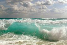 Beaches / The beautiful Sea / by Debbie Rodriguez