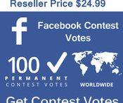 Buy Facebook Application Votes / Buy Online Contest Votes for any kind of Contest. Buy Facebook Application Votes