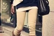 winter fashion / by Vanessa Evigan