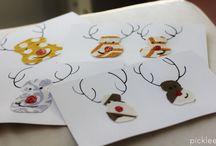 christmas cards / by Hansína Hafsteinsdóttir