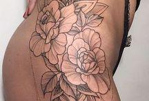 Tattoos/henna