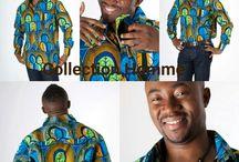 Africouleur Mode Hommes
