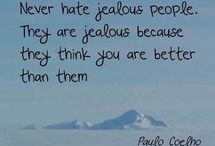The Love Quotes Jealousy Quotes : People who try to put you or your things down to make themselves feel better are…