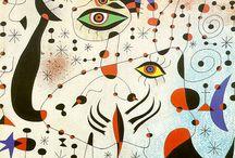 Painting Idols - Joan Miro