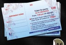 Event Tickets / Get your business noticed and attract more customers with Fotosnipe, the online business printing specialists. From mouthwatering takeaway menus to online business card printing or promotional flyers, event posters or outdoor banners, your printed material is just a click away. http://fotosnipe.co.uk/