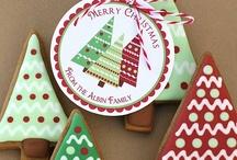 Christmas Cookies / by Rebecca Prusak