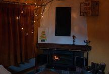 (D)éco récup' nature / Homemade / DIY / Décoration nature-lle faite de récupérations astucieuses et idées alternatives pour respecter la Terre et faire marcher nos méninges.   Pour Noël et pour toutes les autres occasions, en suivant et respectant le fil des saisons.