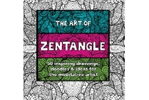 Zentangle / The fun and relaxing art of building images from repetitive patterns. / by Walter Foster Publishing