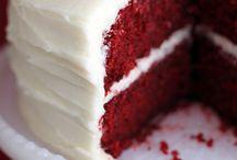 Red velet cake