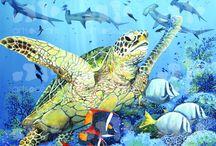Best Ocean Inspired Artwork