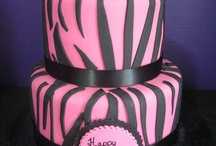 black and pink party / by Jessica Rodriguez