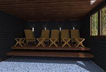My interior design - Jonna Sirkkiä / Pictures of my interior design projects.