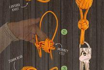 plecenie ze sznurów