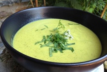soupe,gaspacho et minestrone