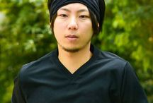 soft silky rayon elastic headband