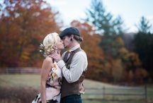 Locke Falls Farm Autumn Wedding Bliss