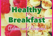 *** Healthy Breakfast (Ideas and Recipes) *** / This is s group board. Leave comment on recent pin for invite. Invite others. However, please keep pins relevant to topic! Thank you!
