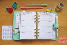 Planner Refills and Dividers