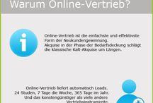 Online Vertrieb