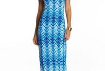 Maxi Dresses / Maxi Dresses Cruise  Resort Wear