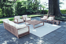MERIDIANI Square Outdoor collection