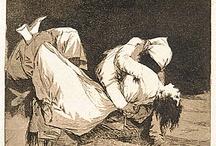 Rembrandt-Goya / by Lin Wollen