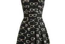 Eyeglass Fashion Explosion! / Eye and glasses prints galore in this men's and women's fashion board!