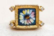 Noemon House of Design / contemporary rock crystal quartz intaglios, fabulous gemstones, fine designer jewelry in precious metals